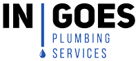 In Goes Plumbing Logo